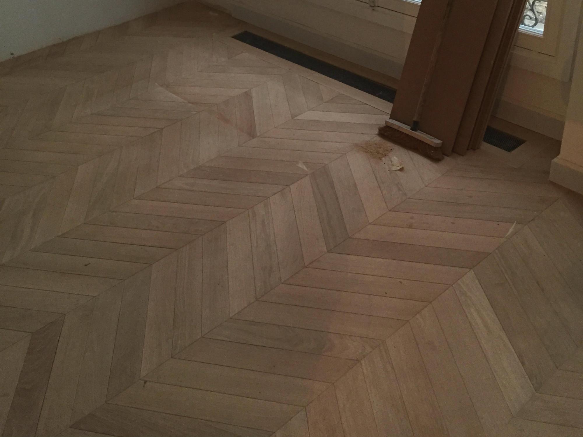 2016 travaux renovation appartement transformation F2 en F3 Paris rue Damremont_Eolh btp france 2