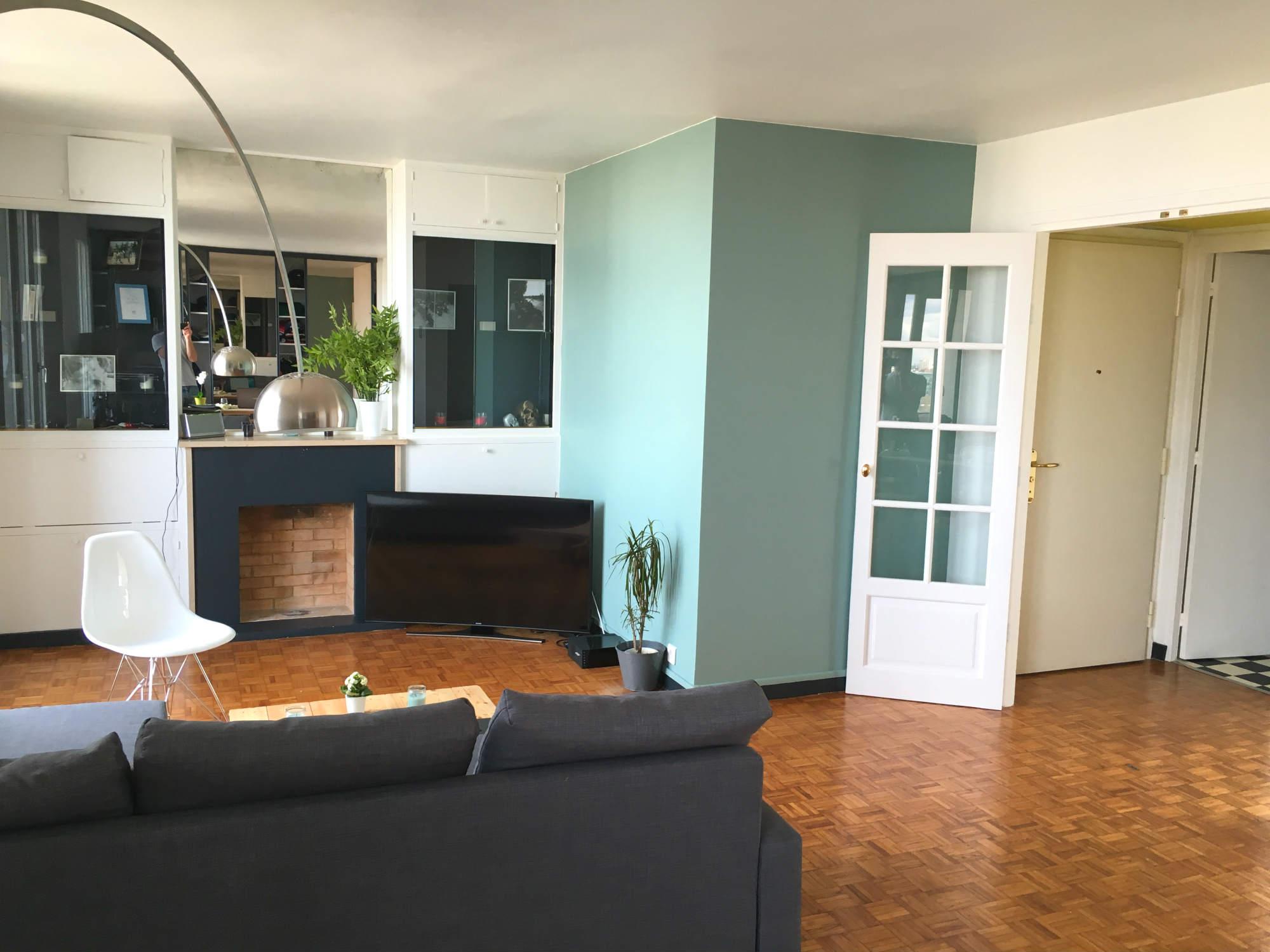 Renovation D Interieur Paris eolh btp - travaux de rénovation d'un appartement f4 paris